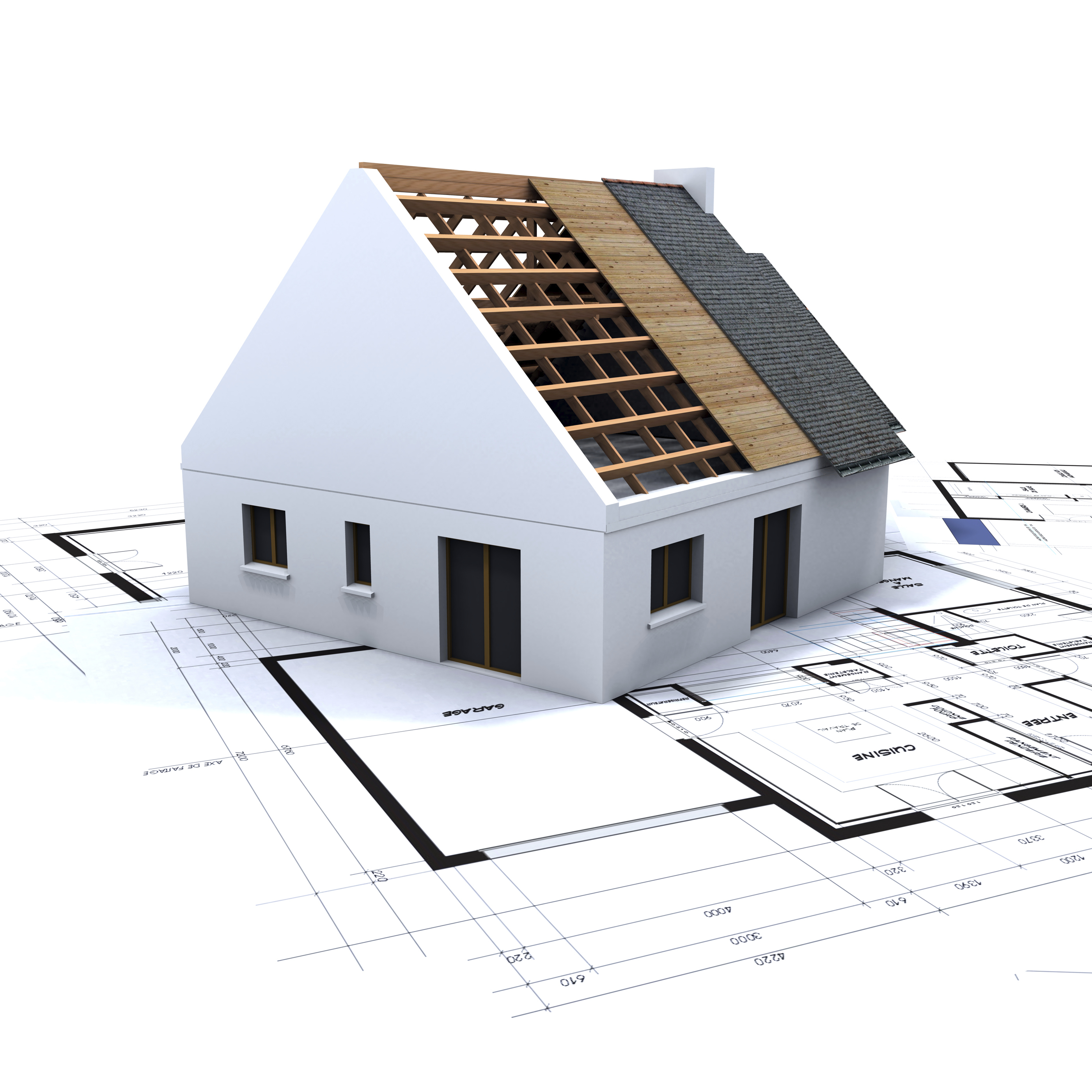 stock-photo-4718902-house-in-construction-and-blueprints